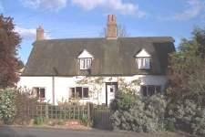 17th century cottage in Church Lane
