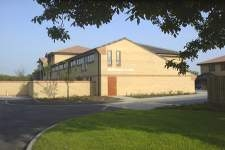Sheltered housing at Barnabas Court