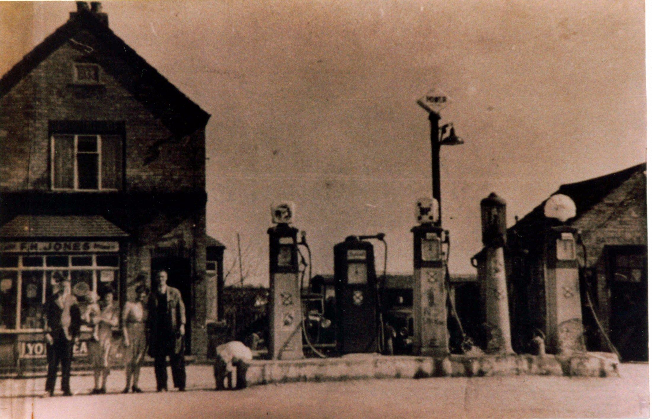 Petrol Station Enhanced