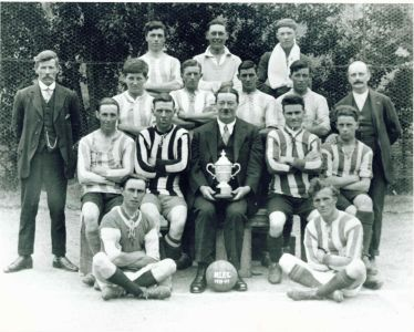 Milton Football Club 1924-25