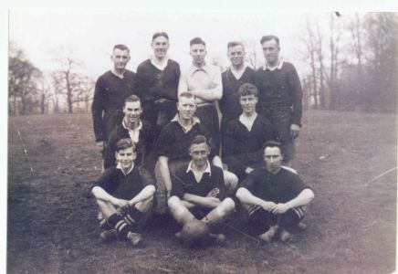Milton Football Club 1937