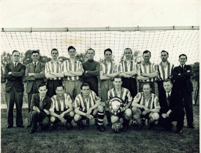 Milton Football Club 1949