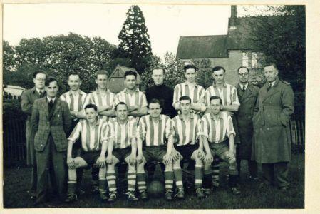 Milton Football Club 50-51