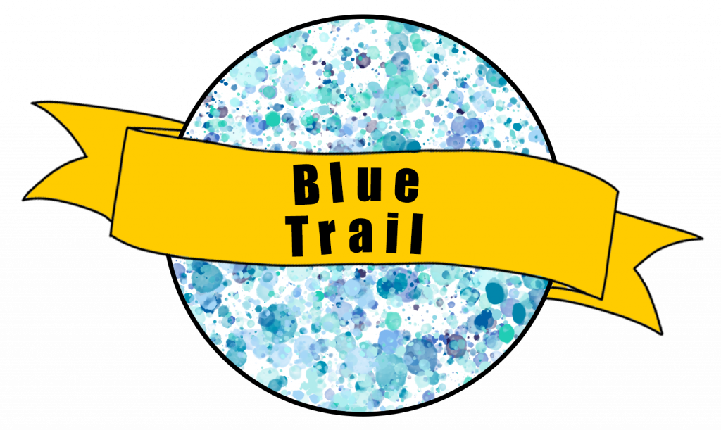 Link to Blue trail for Milton Village Fayre