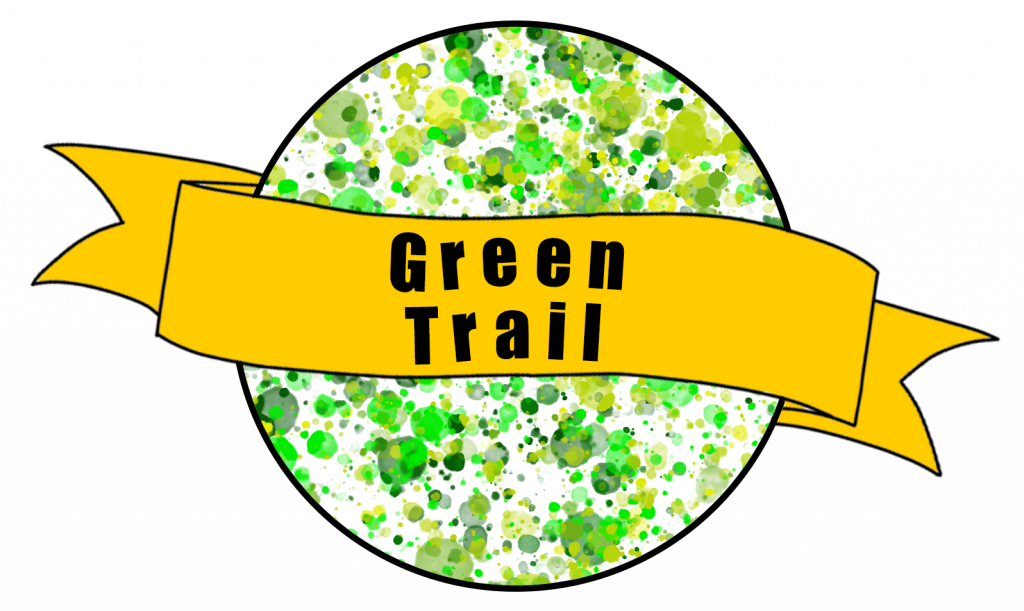 Link to Green trail for Milton Village Fayre
