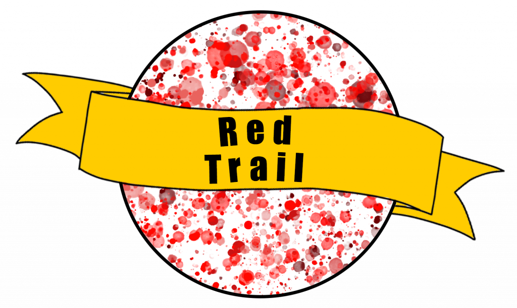 Link to Red trail for Milton Village Fayre