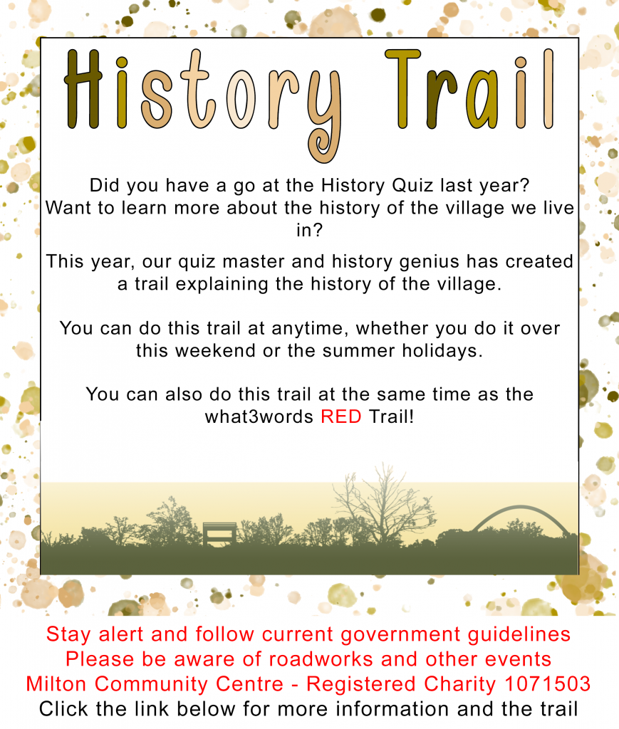 Description of History trail